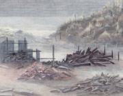 End of Beehive Mills